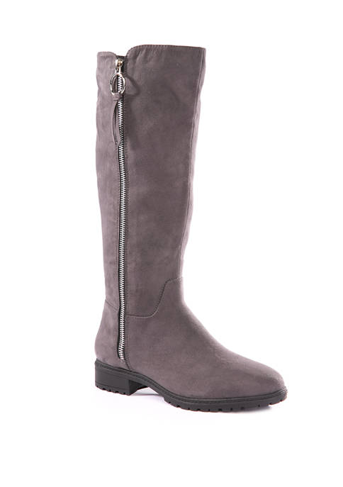 ABS Side Zip Boots
