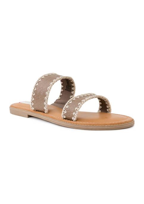 Intent Slide Sandals