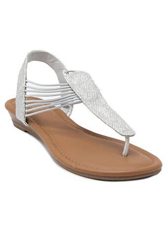 Sugar Marker Glitter Thong Sandal sQUXaPrgkO