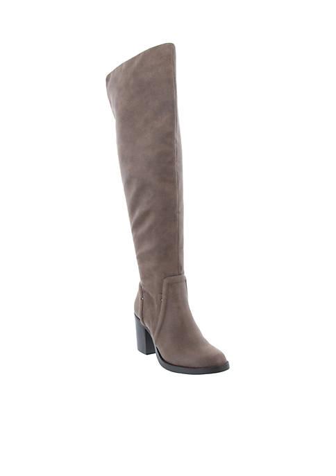 Nanette Over The Knee Boot