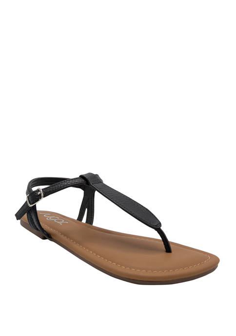 ABS Pebble Thong Sandals