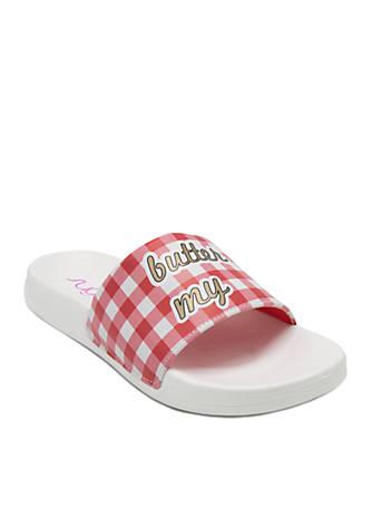 Sugar Pool Slide Sandals oUsNrIfGki