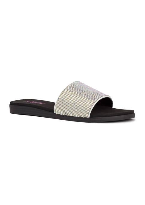 Sahara Slide Sandals