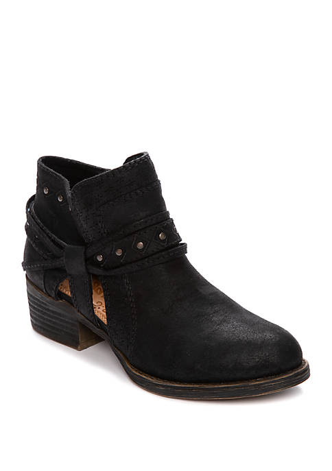 Thunderdome Short Boots