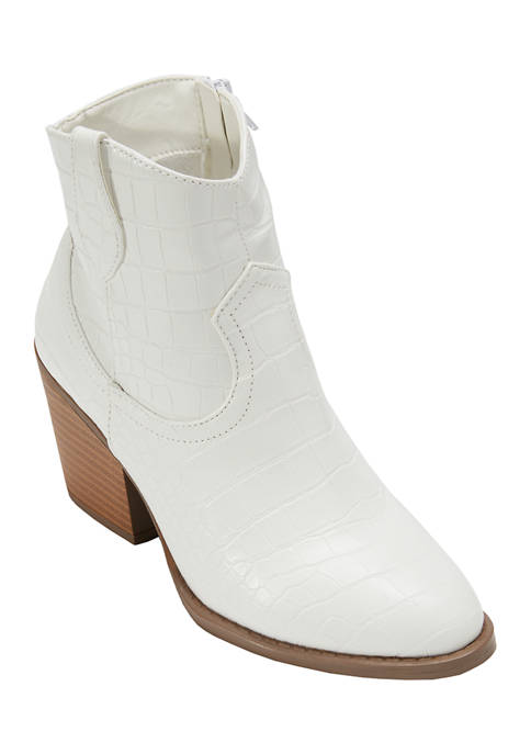Tula Western Booties