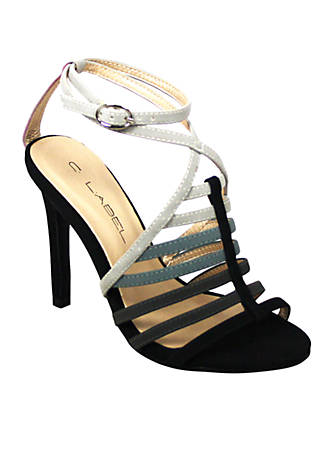 C. Label Detroit Sandals