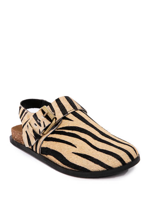 Printed Seattle Clogs