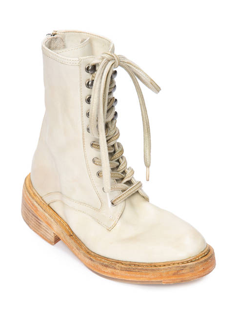 Free People Santa Fe Lace Up Boots