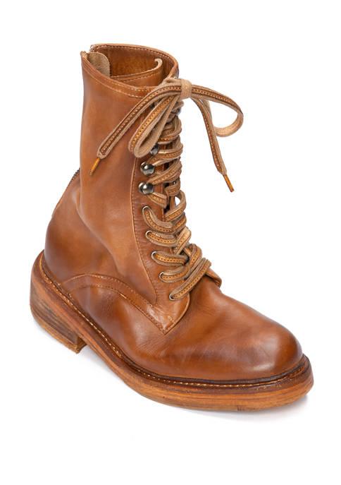 Santa Fe Lace Up Boots
