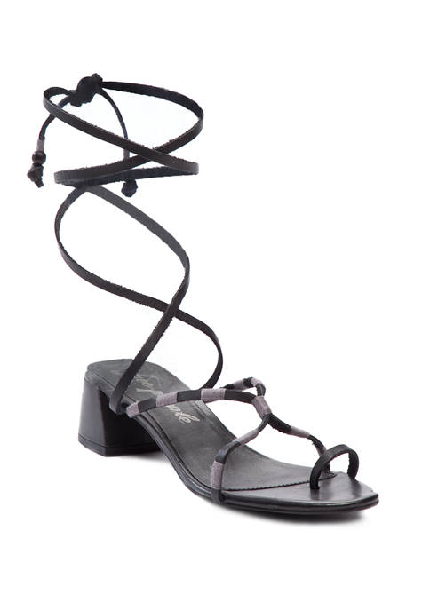 Free People Hermosa Lace Up Sandals