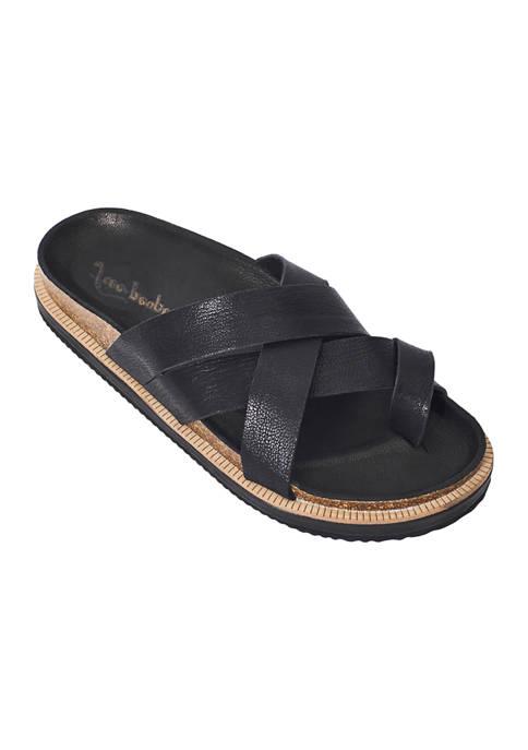 Free People Ventura Footbed Sandals