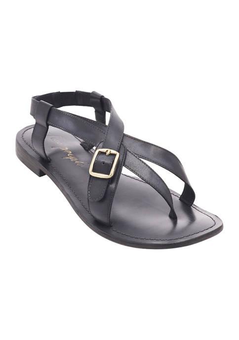 La Risa Flat Sandals