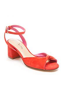 Gisele Block Heel