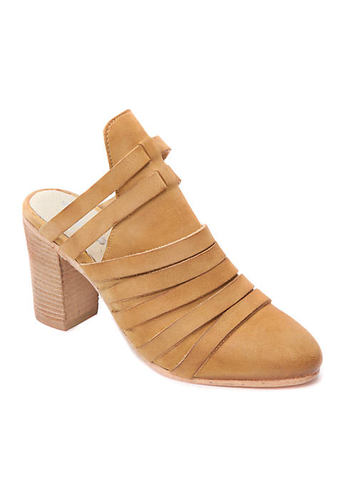 Free People Byron Strappy Heel Mules