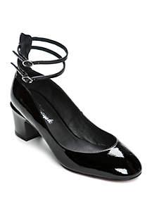 692850b935da Lucky Brand Lideton Perforated Bootie · Free People Lana Block Heel