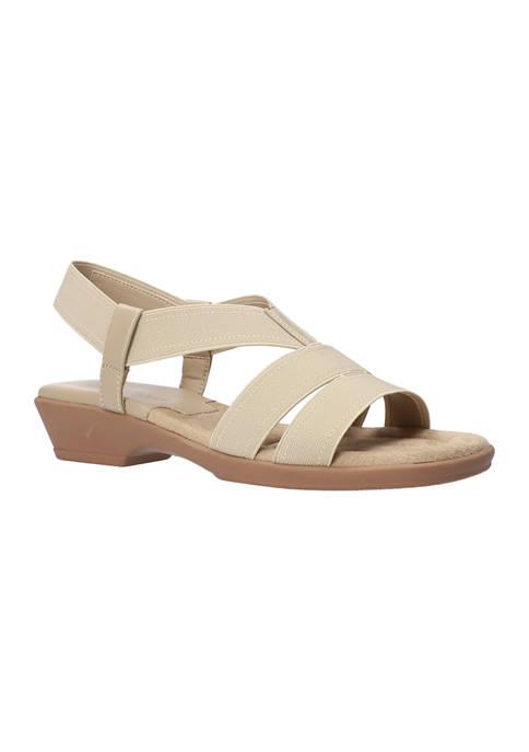 Treasure Stretch Sandals