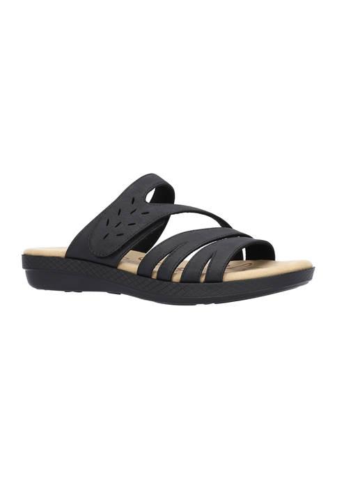 Easy Street Alma Adjustable Slide Sandals