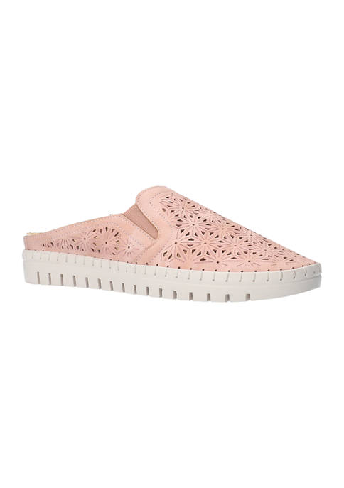 Easy Street Adore Ultra Flexible Sporty Comfort Mules