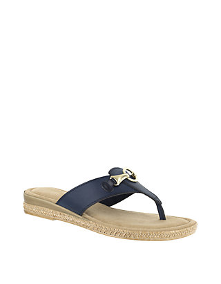 04b840dc204 TUSCANY by easy street®. TUSCANY by easy street® Farah Thong Sandal