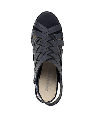 4f1fced33 ... Easy Street Angel Block Heel Sandal ...