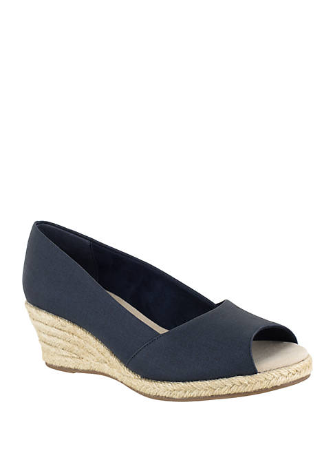 Easy Street Monique Espadrille Sandals