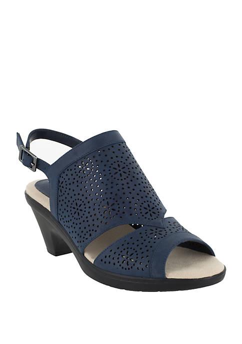 Easy Street Linda Cutout Sandal