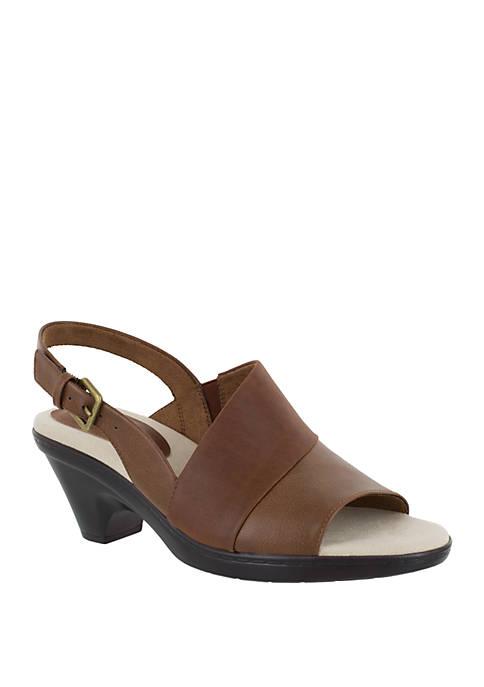 Easy Street Irma Slingback Dress Sandal
