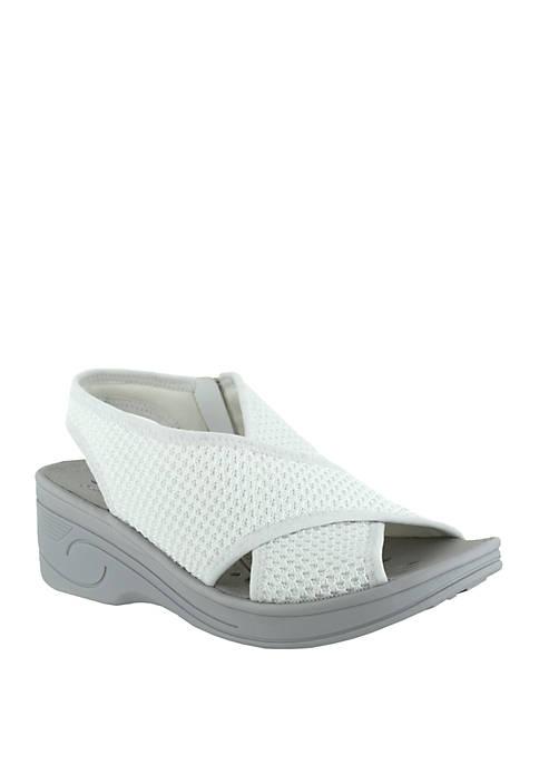 Easy Street Jolly Mesh Comfort Sandal