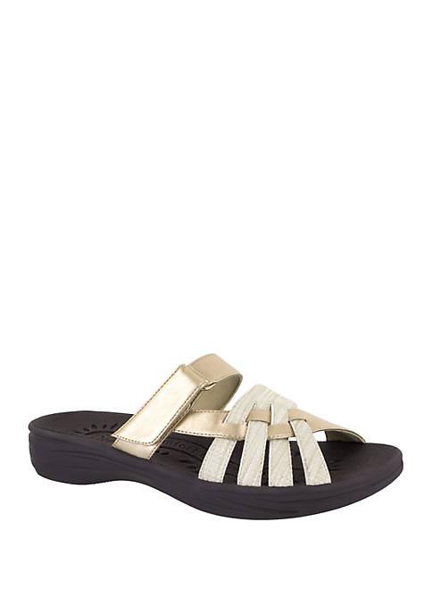 Delia Comfort Sandal