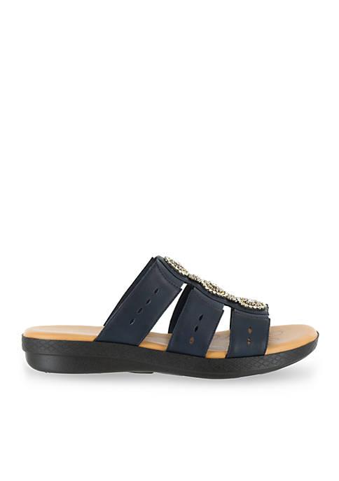 Easy Street Nori Slide Sandal
