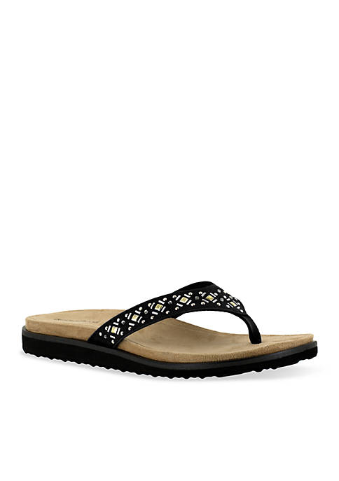 Easy Street Stevie Thong Sandals