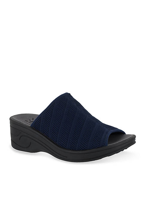 Easy Street Airy Slide Sandals