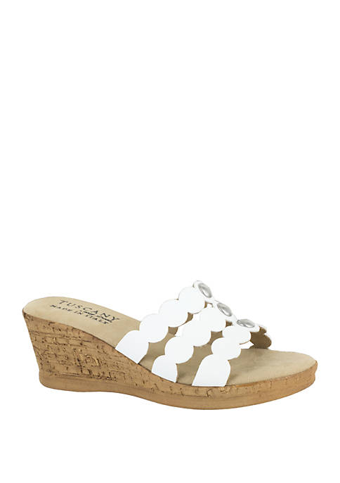 Torina Wedge Sandal