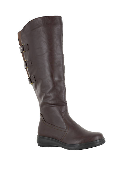 Easy Street Presley Tall Shafted Comfort Boots