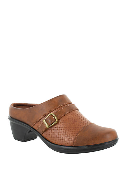 Easy Street Cleveland II Closed Toe Mules