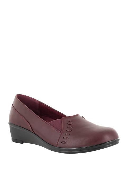 Easy Street Story Comfort Slip On Shoes