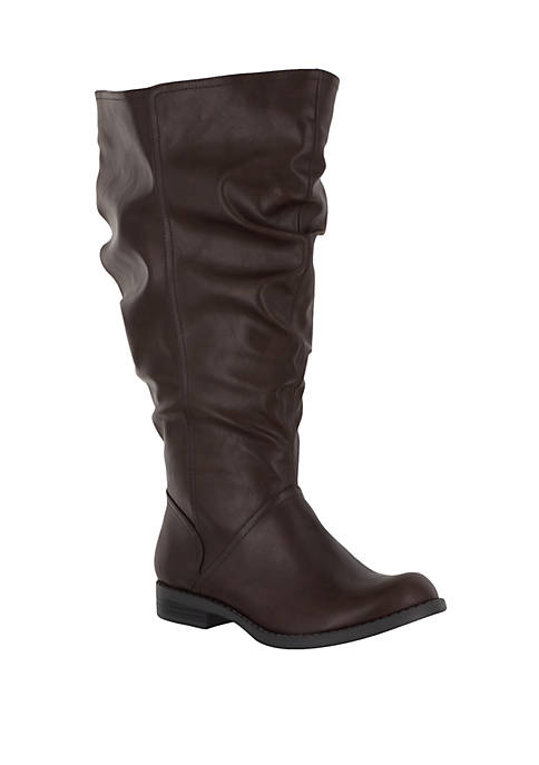 Easy Street Peak Plus Extra Wide Calf Boots