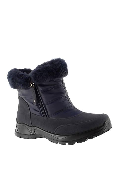 Easy Street Womens Easy Dry Frosty Waterproof Weather