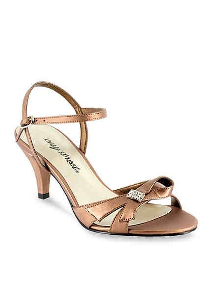 Easy Street Starlet Evening Sandal ...