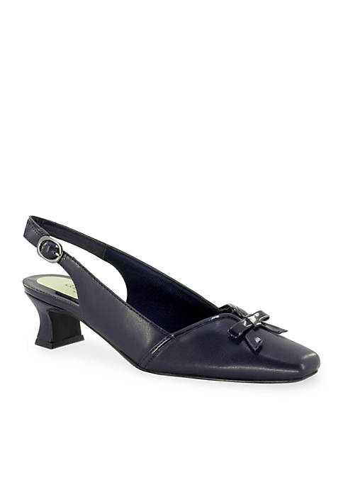 Easy Street Incredible Slingback Pumps