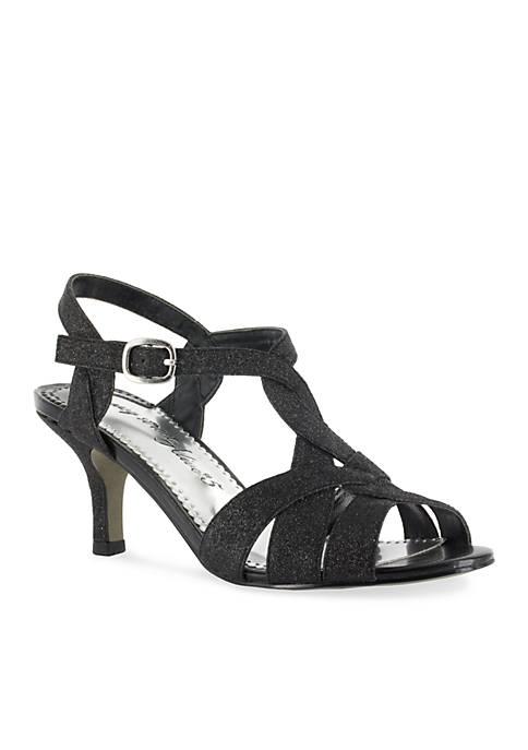 Easy Street Glamorous Evening Sandals