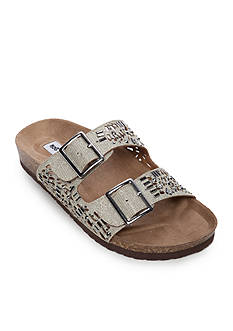 not rated Babushka Two Buckle Jewel Sandal