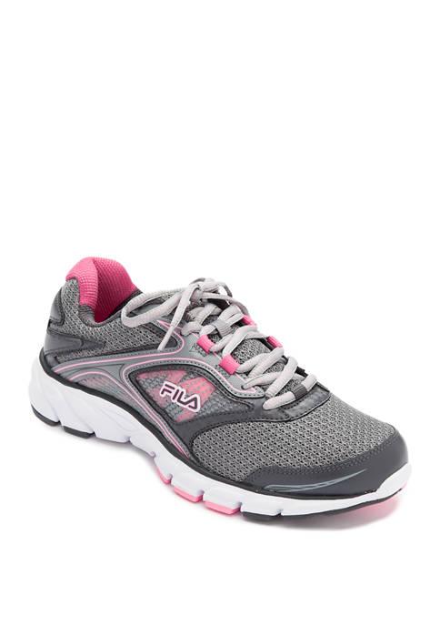 FILA USA Womens Memory Stir-Up Sneakers