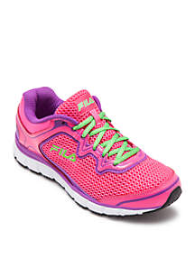 FILA USA Women's Memory Fresh Start Slip Resistant Work Shoe