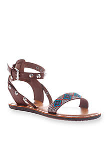 Damp Sandals