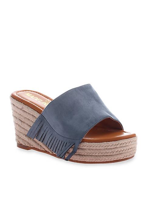 MADELINE Dashed Sandals