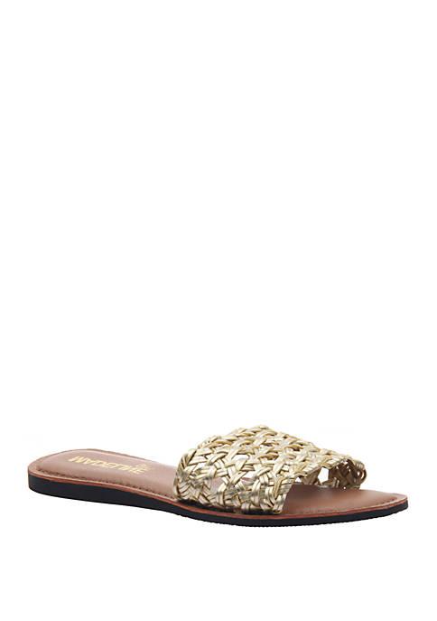 Hue Flat Sandal