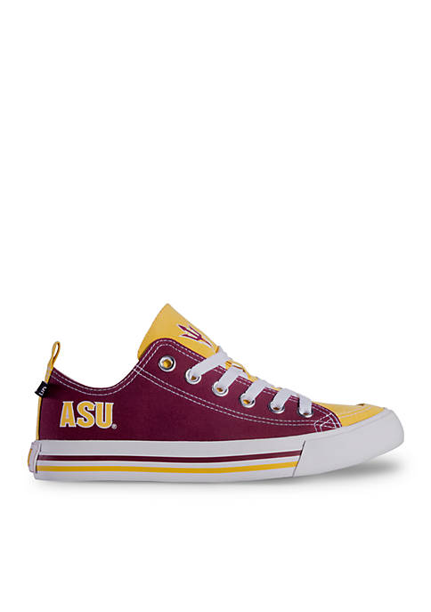 NCAA Arizona State University Low Top Shoe