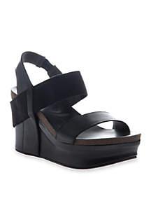 Bushnell Wedge Sandals
