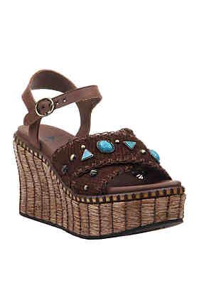 42083302bb7 OTBT Cahoot Platform Wedge Sandals ...